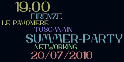 ToscanaIN Summer Party