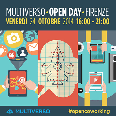Multiverso Open Day - Firenze