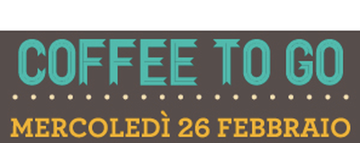 Coffee To Go a Multiverso Firenze